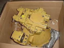pompa idraulica per escavatore CATERPILLAR Volvo Komatsu Doosan Hydraulikpumpen / pump