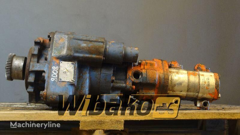 pompa idraulica  Hydraulic pump Sauer SPV20-1070-29898 per escavatore SPV20-1070-29898