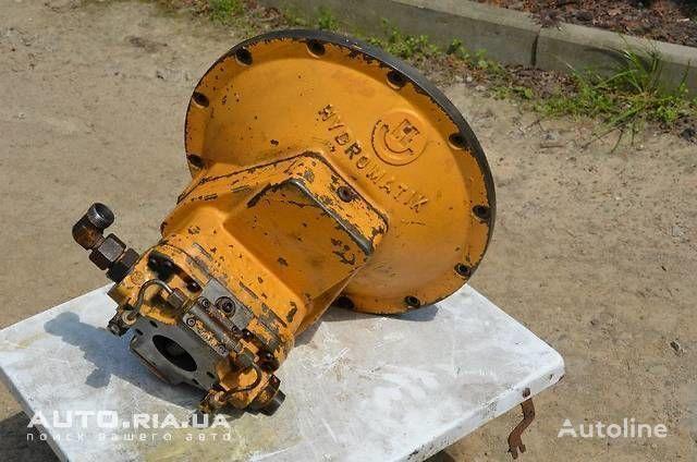 pompa idraulica  HYDROMATIK A8V055 per escavatore ZEPPELIN