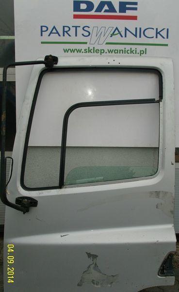 porta  DAF DRZWI KIEROWCY LEWE SZYBA+PODNOŚNIK per trattore stradale DAF