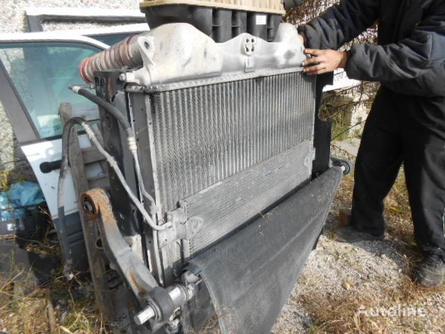 radiatore di raffreddamento motore  BEHRU per trattore stradale MAN TGA-TGX 480