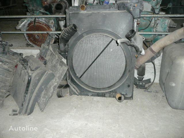 radiatore di raffreddamento motore  Kuehler Packett komplett per camion MERCEDES-BENZ 1841/44 2007