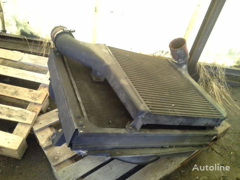 radiatore di raffreddamento motore per autobus SETRA