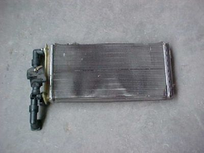 radiatore di riscaldamento  Kachelradiator per camion DAF Kachelradiator XF