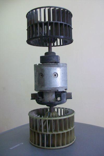 radiatore di riscaldamento  Motor pechki per trattore stradale DAF XF,CF