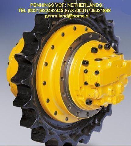 riduttore  FINAL DRIVE, wheeldisk, reducer, reductor, zwolnici, beltegir per miniescavatore nuovo