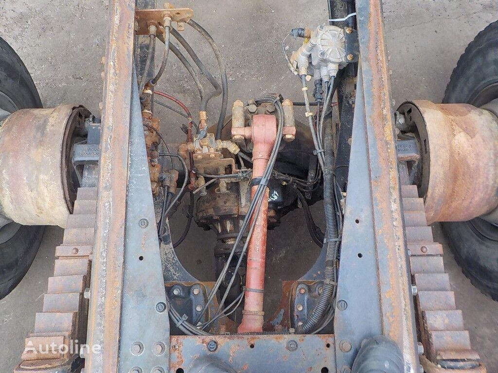 riduttore  zadnego mosta Eurotrakker-Cursor R=1:1,565 Z=23/36 IVECO per camion IVECO