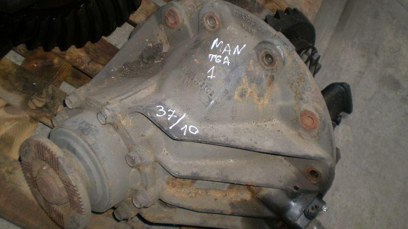 riduttore  MAN HY-1350 per trattore stradale MAN TGA