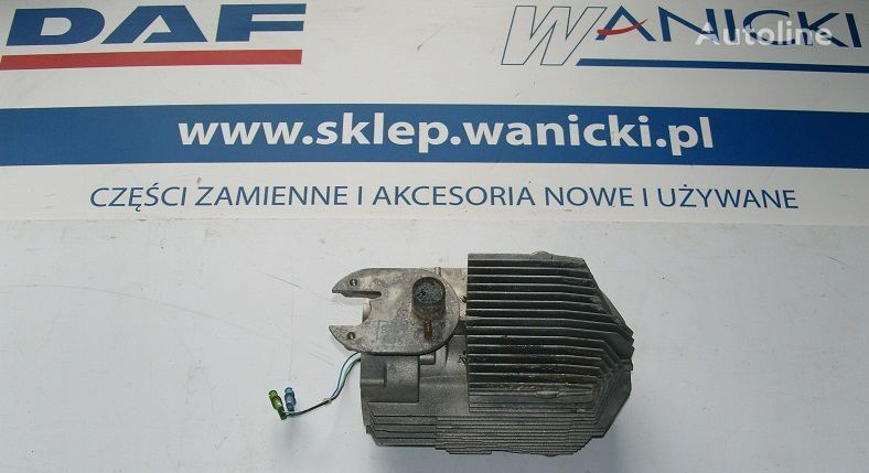 riscaldatore autonomo  OBUDOWA PALNIKA,WYMIENNIK CIEPŁA EBERSPACHER D4S,Heat exchanger, auxiliary heater per trattore stradale DAF XF 95, XF 105