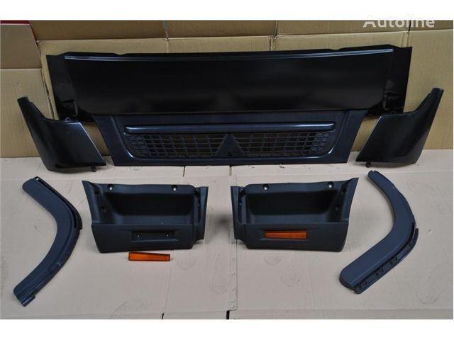 rivestimento  GRILL - ATRAPA PRZEDNIA per camion MITSUBISHI FUSO CANTER
