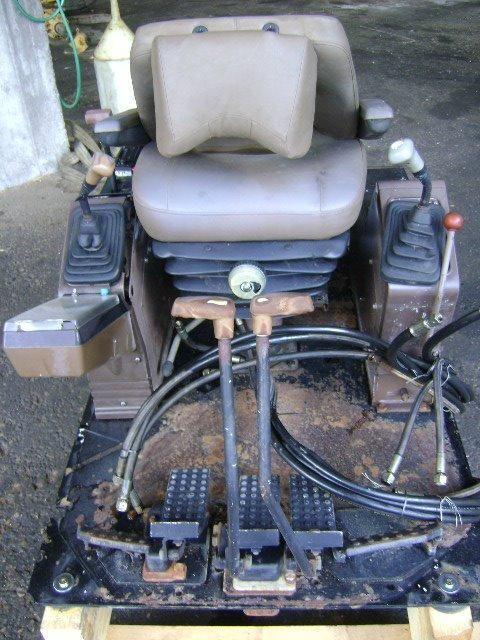 sedile per escavatore FIAT Hitachi