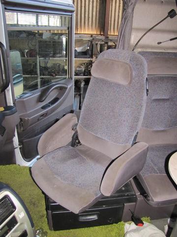 sedile per trattore stradale RENAULT MAGNUM