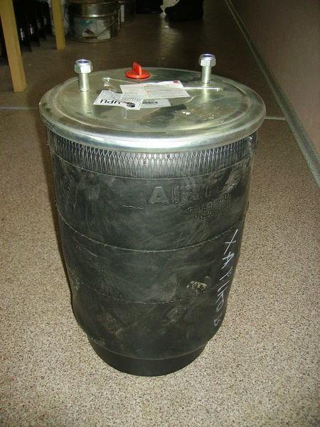 sospensione pneumatica  941 MB na os BPW per semirimorchio nuovo