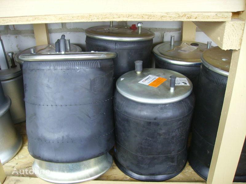 sospensione pneumatica  Airtech per semirimorchio