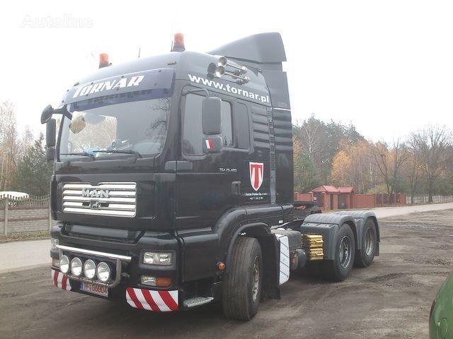 spoiler  MULTI-PLAST MAN TGA-TGS LX per trattore stradale nuovo