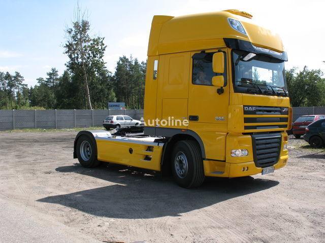 spoiler  MULTI-PLAST międzyosiowy DAF 105 XF osłony spoilery spojlery między osiowe per trattore stradale DAF XF 105 nuovo