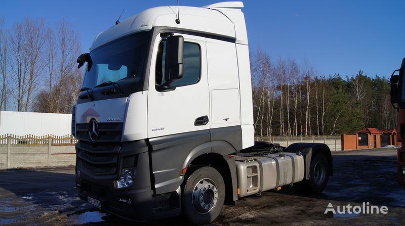 Nový Actros: Varianty kabin řidiče – Mercedes-Benz ...