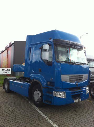 spoiler  MULTI-PLAST międzyosiowe Renault Premium per trattore stradale RENAULT Premium nuovo