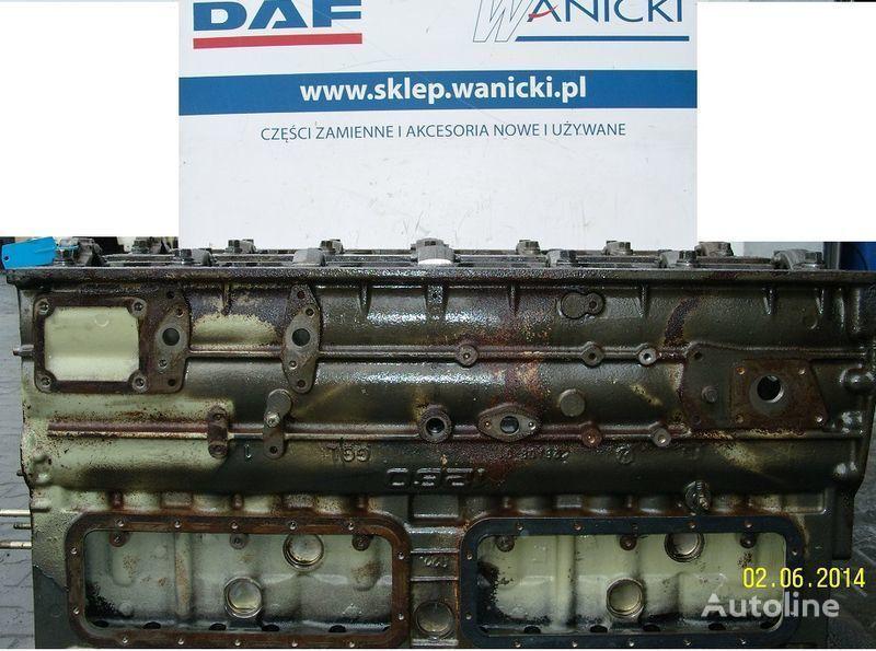 testata motore per trattore stradale DAF XF 95 , CF 85