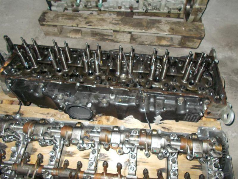 testata motore  OM471LA.6-6 per trattore stradale MERCEDES-BENZ ACTROS MP4