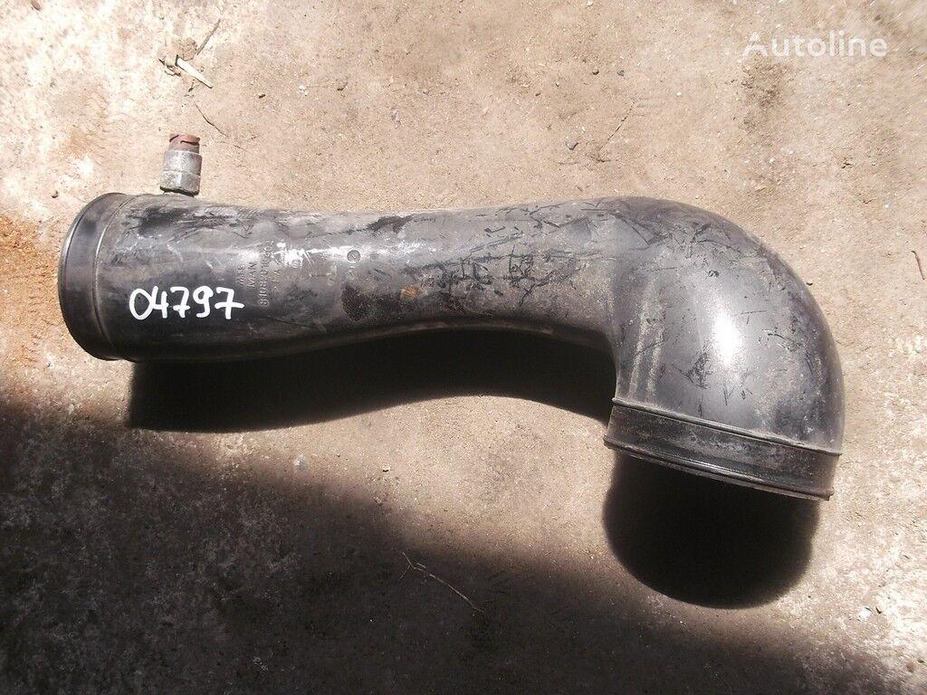 tubo di raffreddamento  vozdushnogo filtra MAN per camion