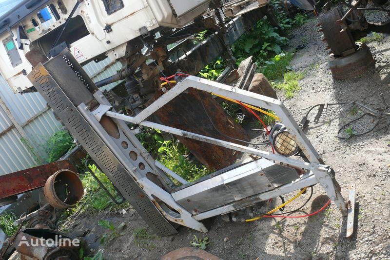 tubo di scappamento  Sistema gazovyvoda per trattore stradale DAF XF,CF