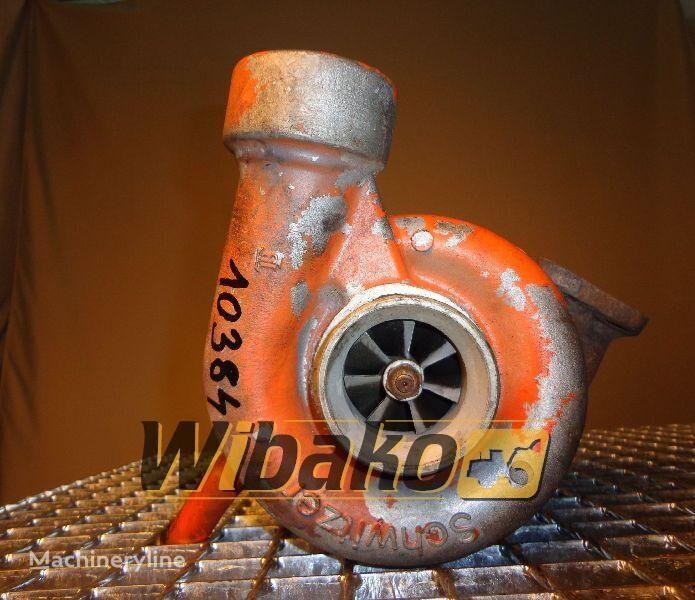turbocompressore  Turbocharger Schwitzer 20I9400139 per altre macchine edili 20I9400139 (4204493KZ)