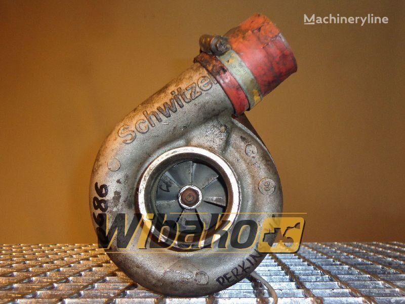 turbocompressore  Turbocharger Schwitzer 2674A154 per altre macchine edili 2674A154 (20H90-00260)