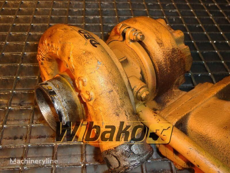 turbocompressore  Turbocharger Schwitzer 2674A160 per altre macchine edili 2674A160 (3D90-00119)