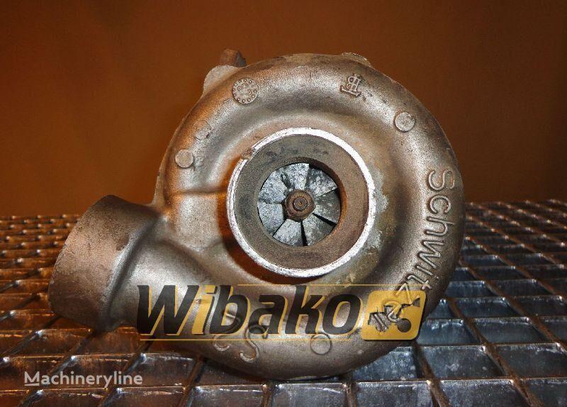 turbocompressore  Turbocharger Schwitzer BF4M1013 per altre macchine edili BF4M1013
