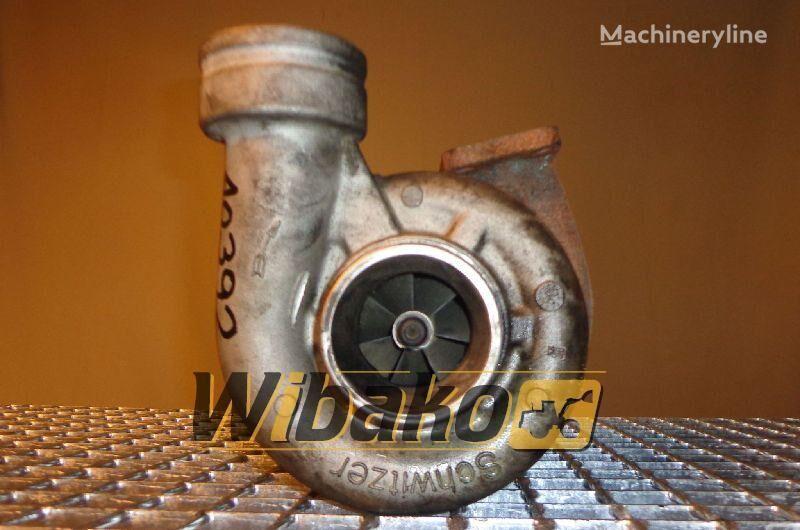 turbocompressore  Turbocharger Schwitzer BF6M1013 per altre macchine edili BF6M1013