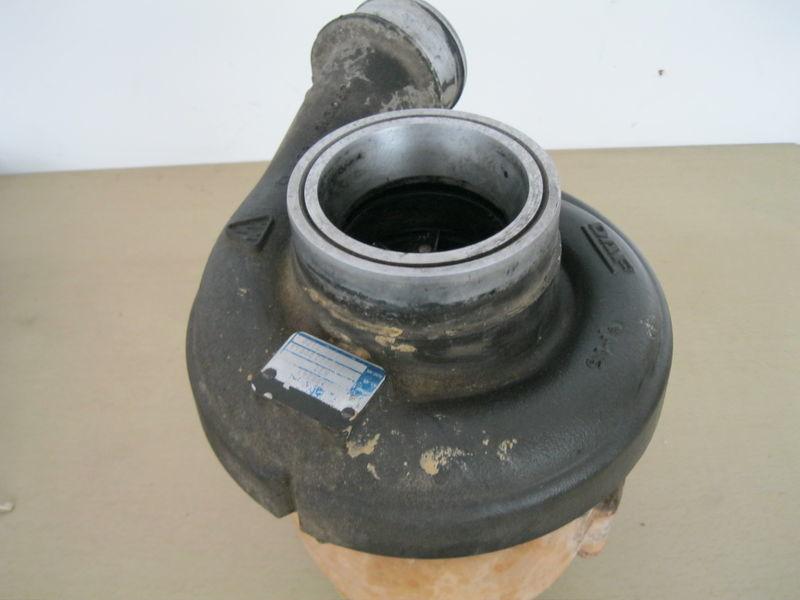 turbocompressore per trattore stradale DAF XF/CF