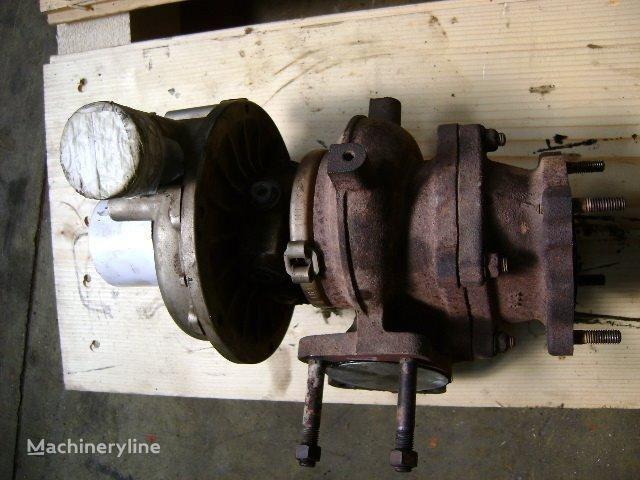 turbocompressore per escavatore ISUZU 4HK1