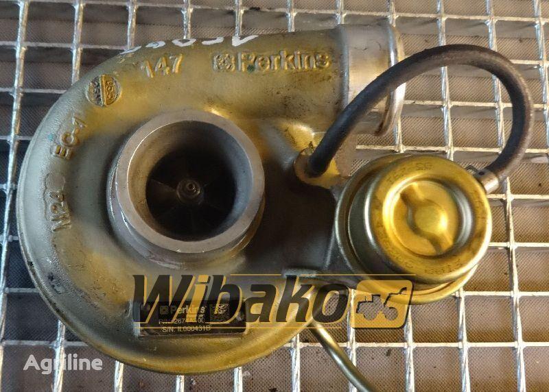 turbocompressore  Turbocharger Perkins M24 per mietitrebbia M24 (2674A200)