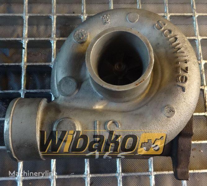 turbocompressore  Turbocharger Schwitzer S1 per altre macchine edili S1 (313274)