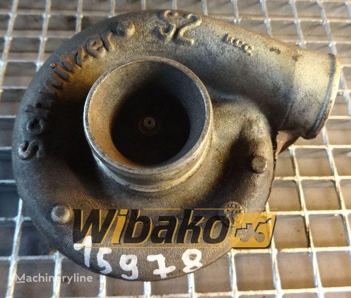 turbocompressore  Turbocharger Schwitzer S2A per altre macchine edili S2A (2674A155)