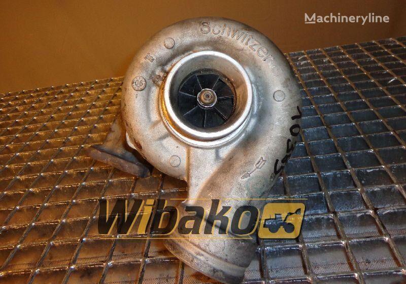 turbocompressore  Turbocharger Schwitzer S2B148K per escavatore S2B148K (19F06-0784)