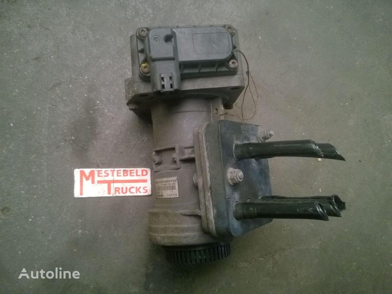 valvola per trattore stradale SCANIA Voetremventiel 4-serie