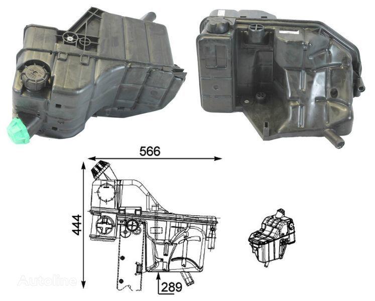 vaso di espansione  BEHR HELLA 0005003149.89100002004 per camion MERCEDES-BENZ ACTROS nuova