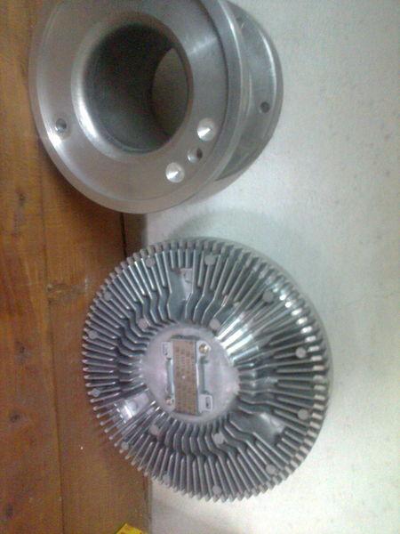 ventola del radiatore  Diesel Technik MUFTA -perehodnik  4.633035410350214 per camion MERCEDES-BENZ actros nuovo