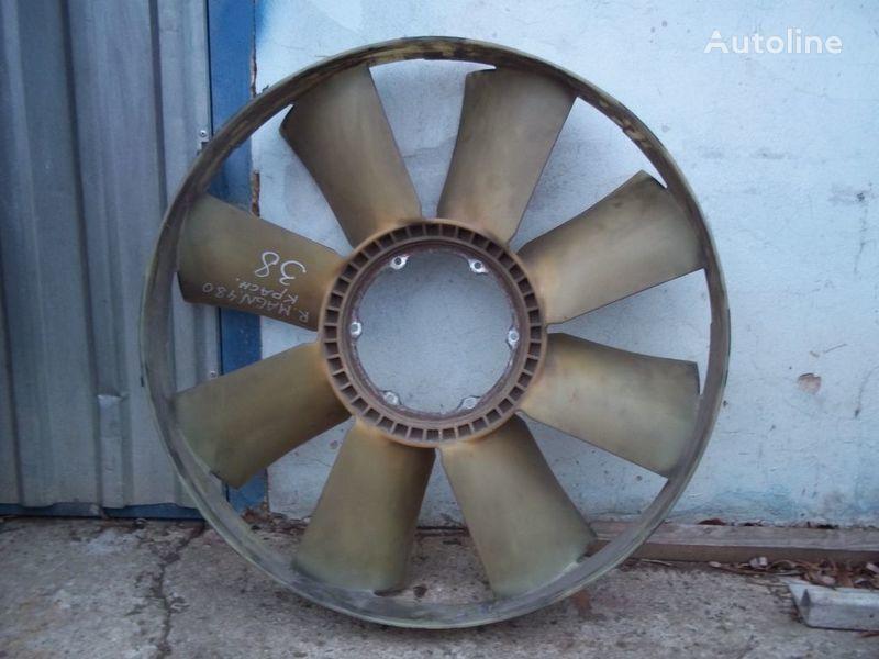 ventola del radiatore per trattore stradale RENAULT Magnum