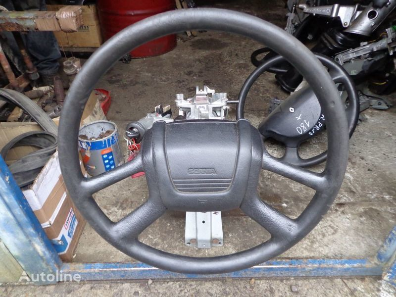 volante per trattore stradale SCANIA 124, 114, 94