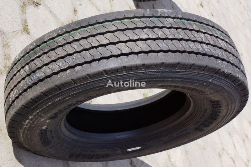 pneumatici camion Doublestar FRONT STZ / EU CERTIFY / EXPORT / 0,00 VAT 315/80 R 22.50 nuovo