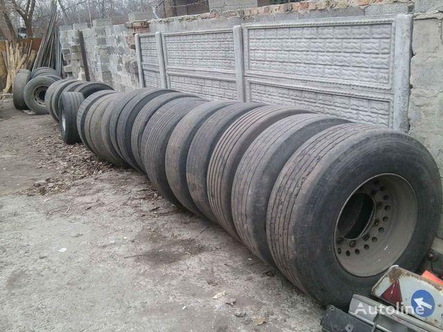 pneumatici camion Michelin Bridgestone, Dunlop, Sava  385/65 R 22.50