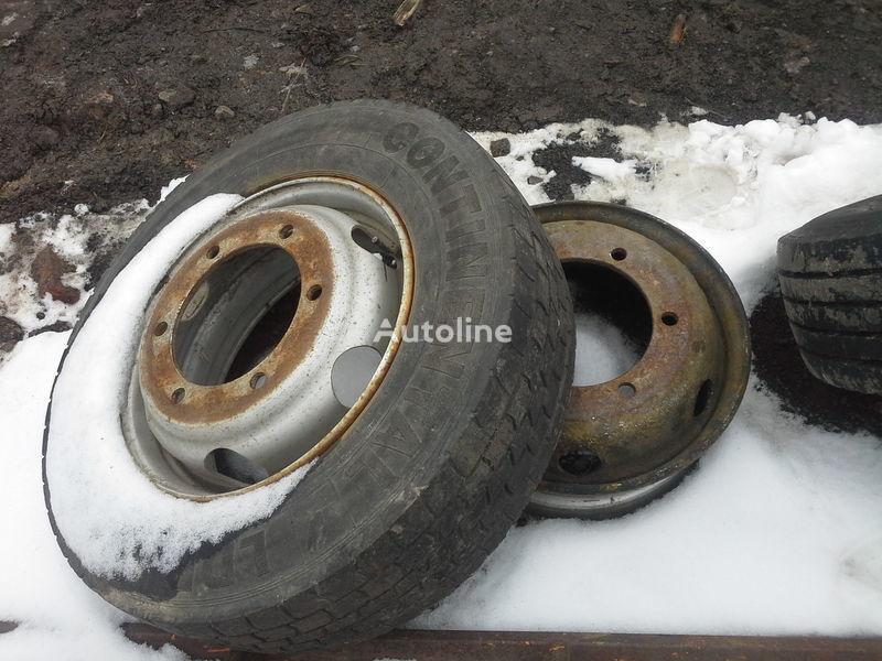 cerchio per camion MAN L2000 M2000 TGL R17.5 R19.5.