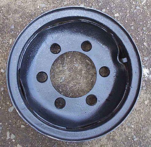 disco per le ruote di caricatore 8,25-15