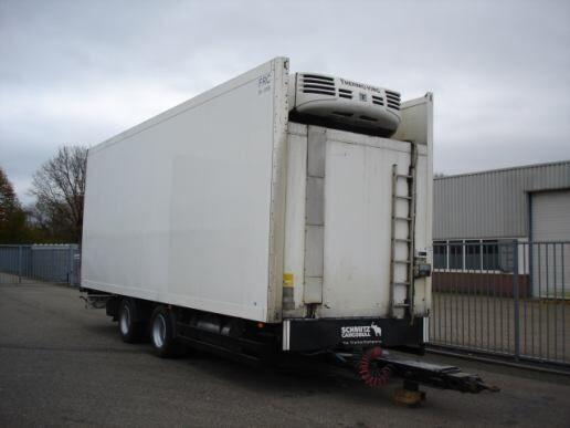 rimorchio frigorifero SCHMITZ Schmitz Cargobull 2 AXLE TRAILER - FRIGOBOX -THERMOKING