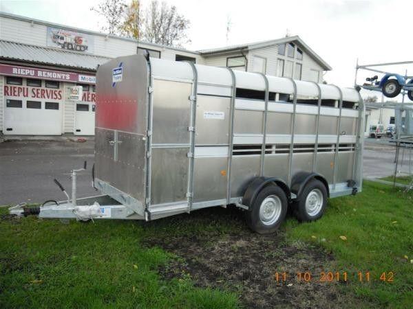 rimorchio trasporto bestiame IFORWILLIAMS TA510