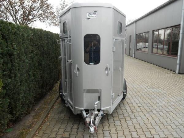 rimorchio trasporto cavalli IFOR Williams HB506