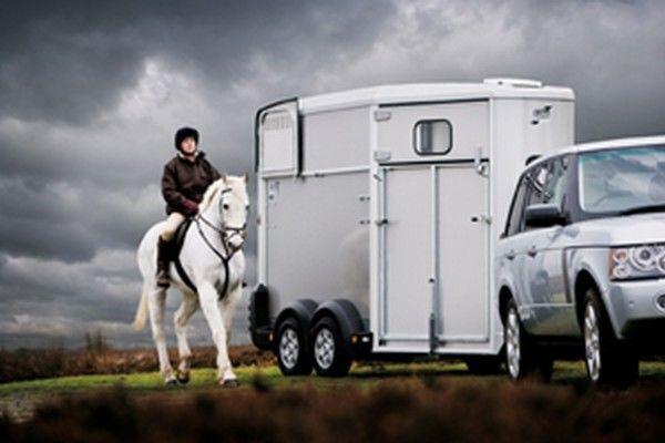 rimorchio trasporto cavalli IFOR Williams HB511